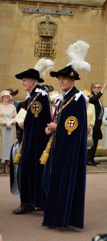 Members of the Order of the Garter