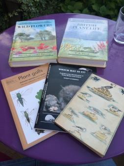 """Wild"" books"